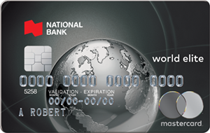 World Elite® MasterCard®