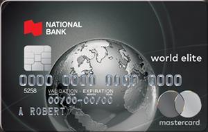 World Elite® MasterCard®