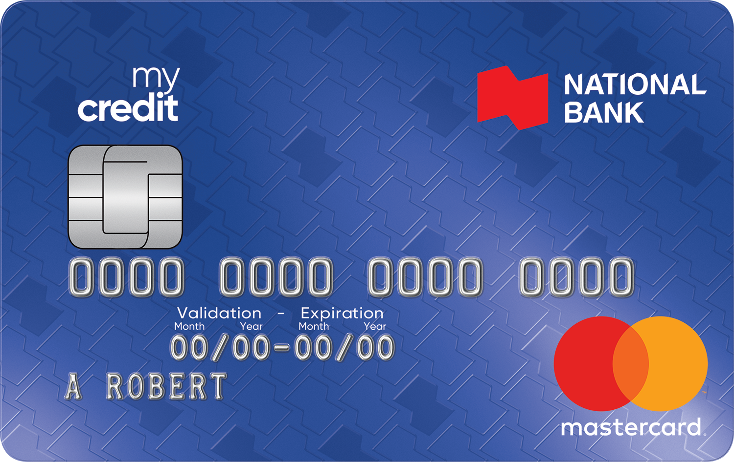 National Bank Mycredit Mastercard®