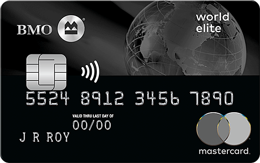 BMO® World Elite™ MasterCard®