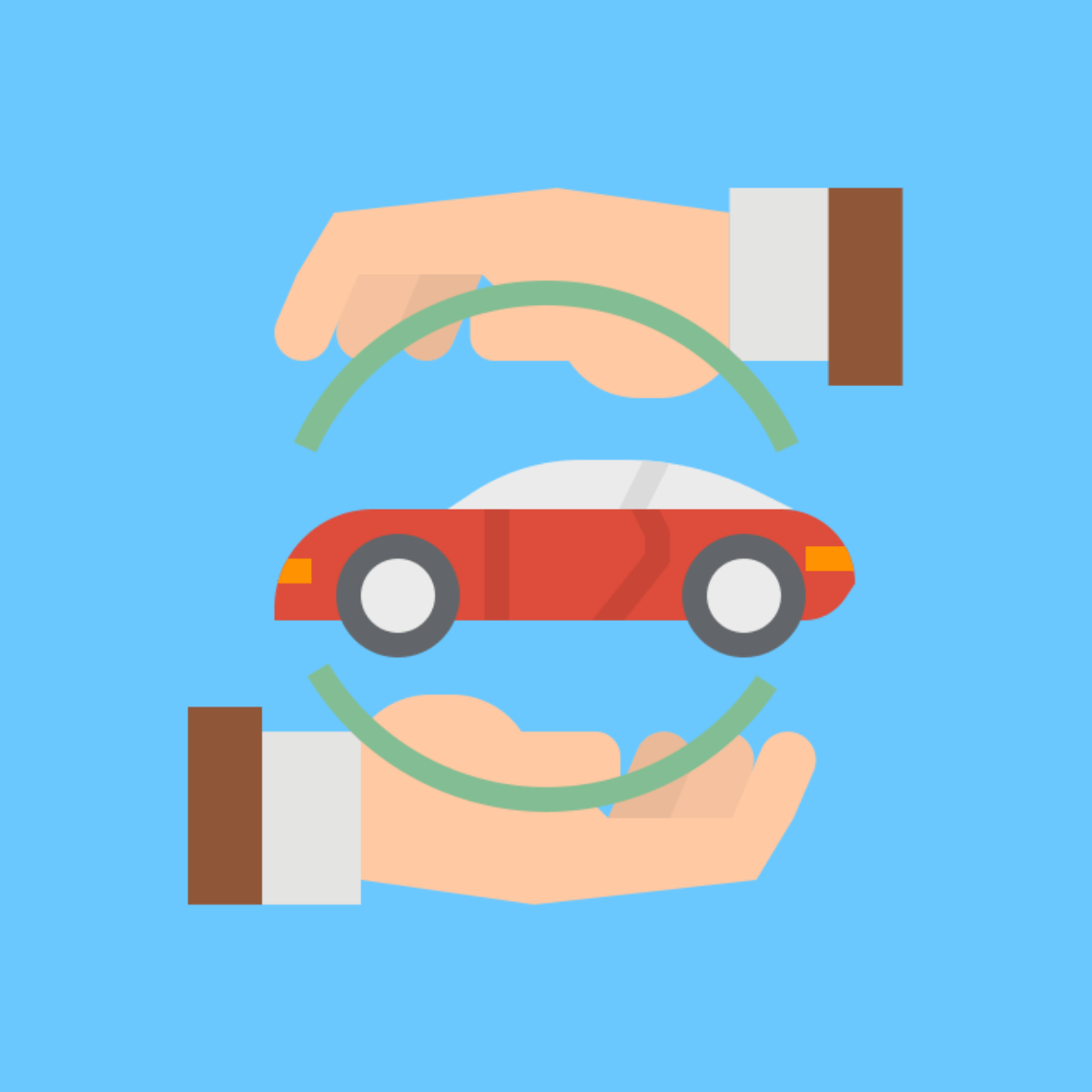 Buying a Used Rental Car