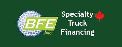 Specialty Truck Financing