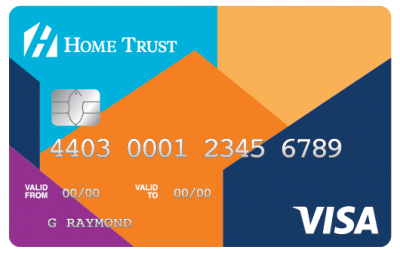 Home Trust No-Fee Secured Visa