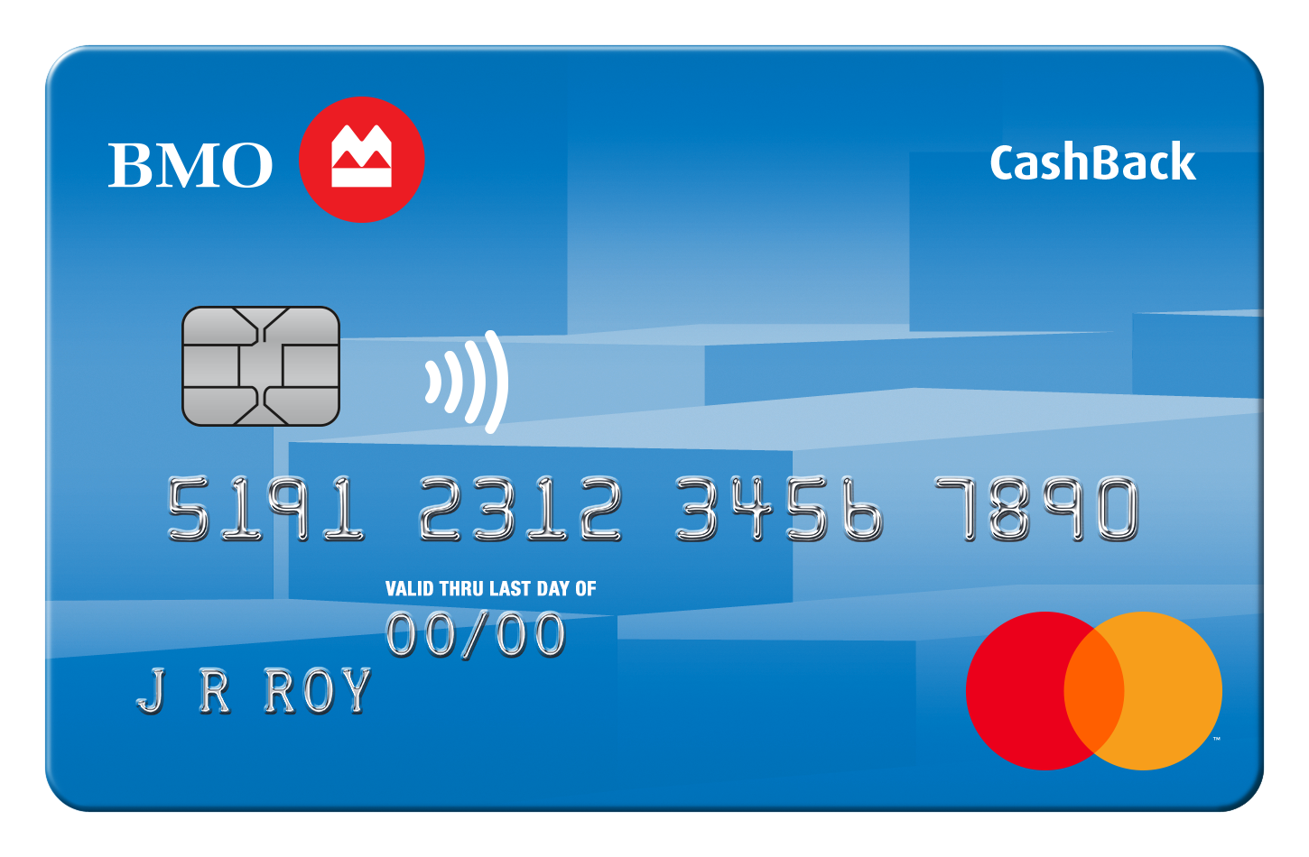 BMO CashBack® MasterCard® (For Students)