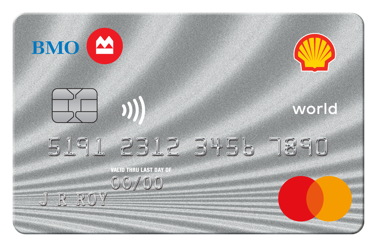 Shell CashBack World MasterCard® from BMO