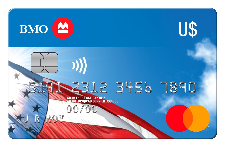 BMO U.S. Dollar MasterCard®