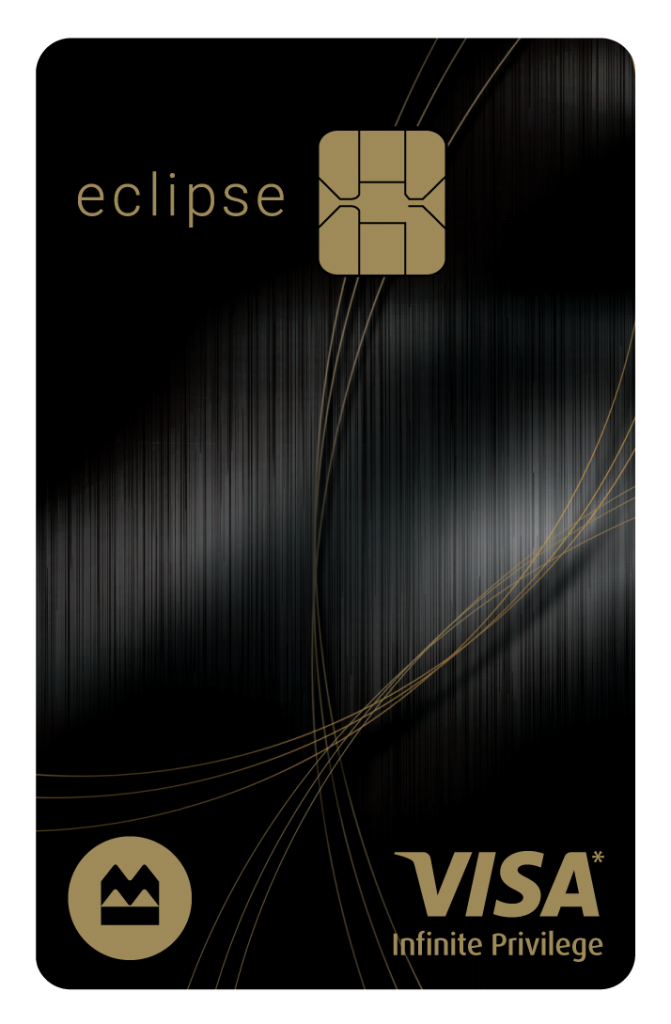 BMO eclipse Visa Infinite Privilege