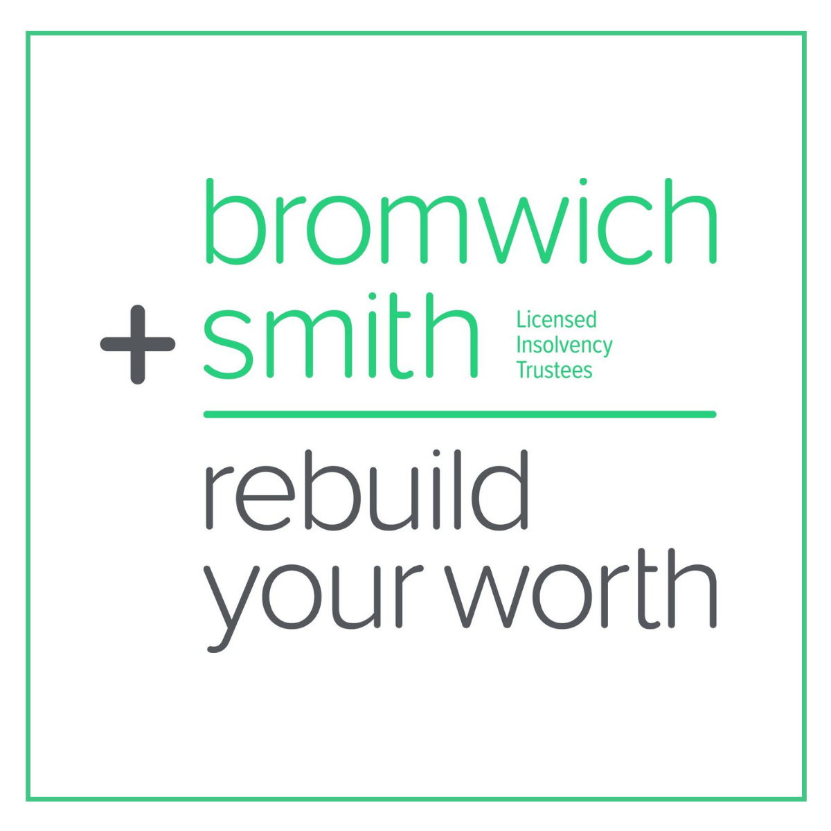 Bromwich+Smith ⎯ Helping Canadians Rebuild Their Worth