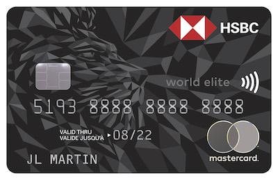 HSBC World Elite® Mastercard®