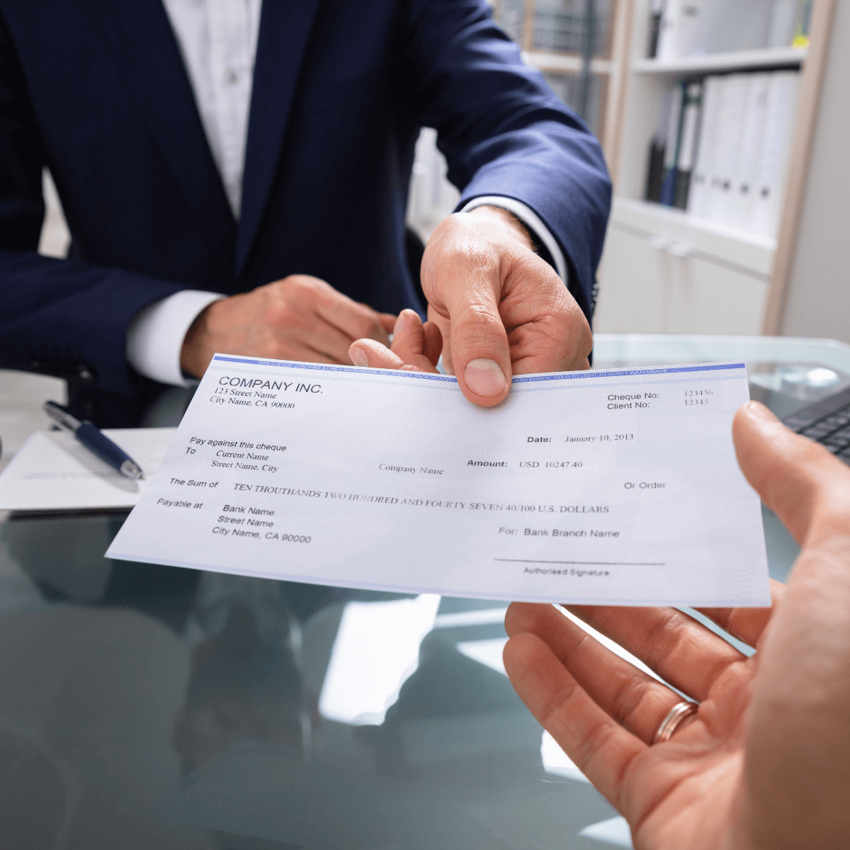 Do You Have Any Unclaimed CRA Cheques?