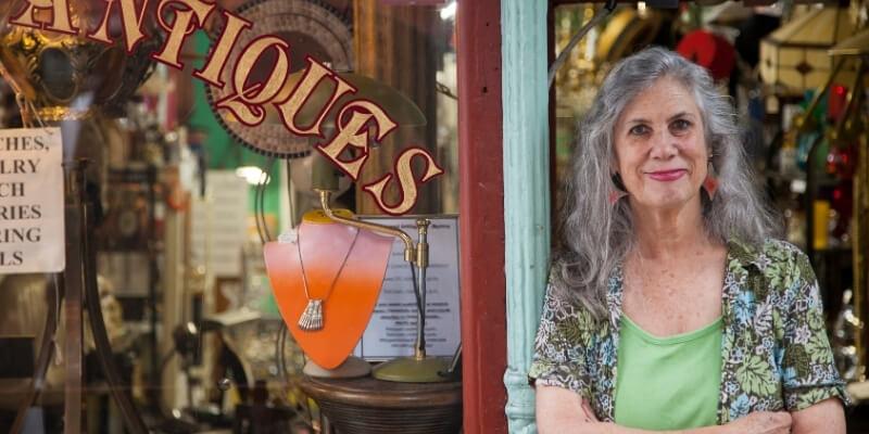 Business Loans Antique Shop