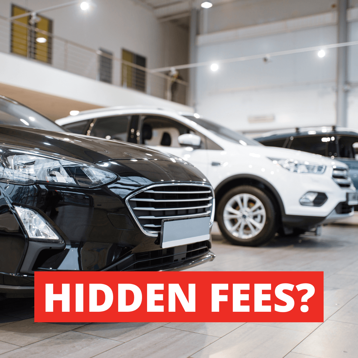 The Hidden Fees Car Dealerships Use to Trick Canadians