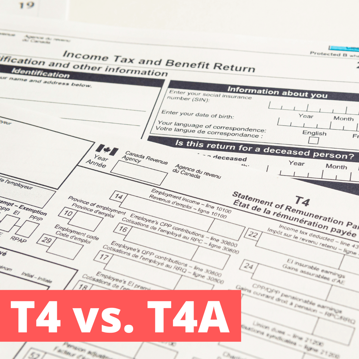 T4 vs. T4A: What's The Difference?
