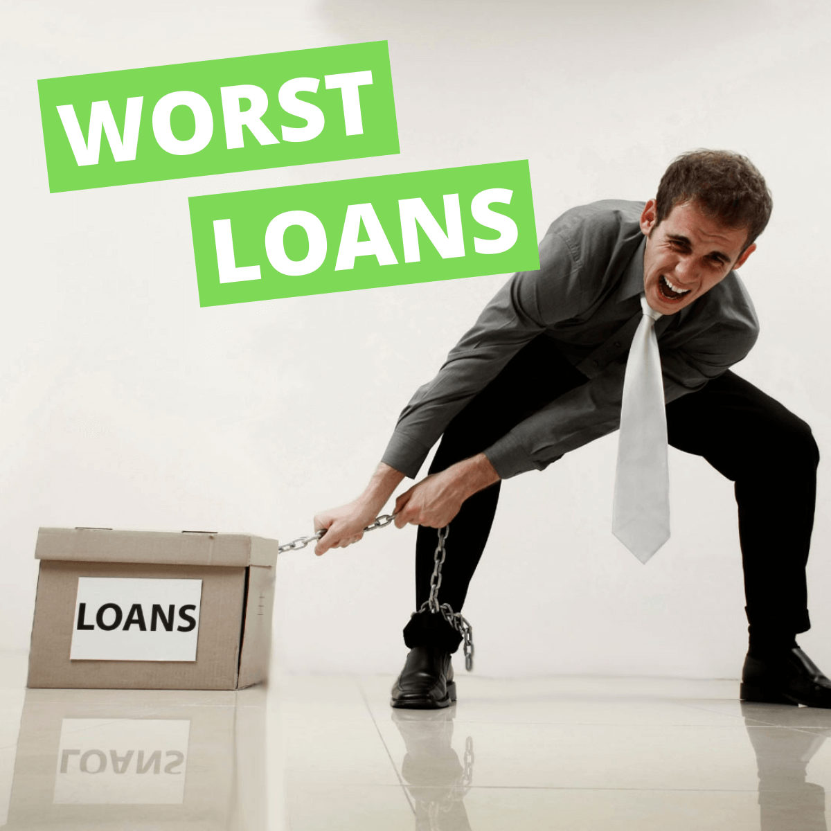 Lookout These Are The Worst Loans In Canada