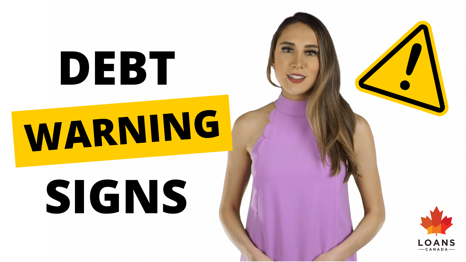 Seek Help Immediately if You Have Any of These 5 Debt Warning Signs
