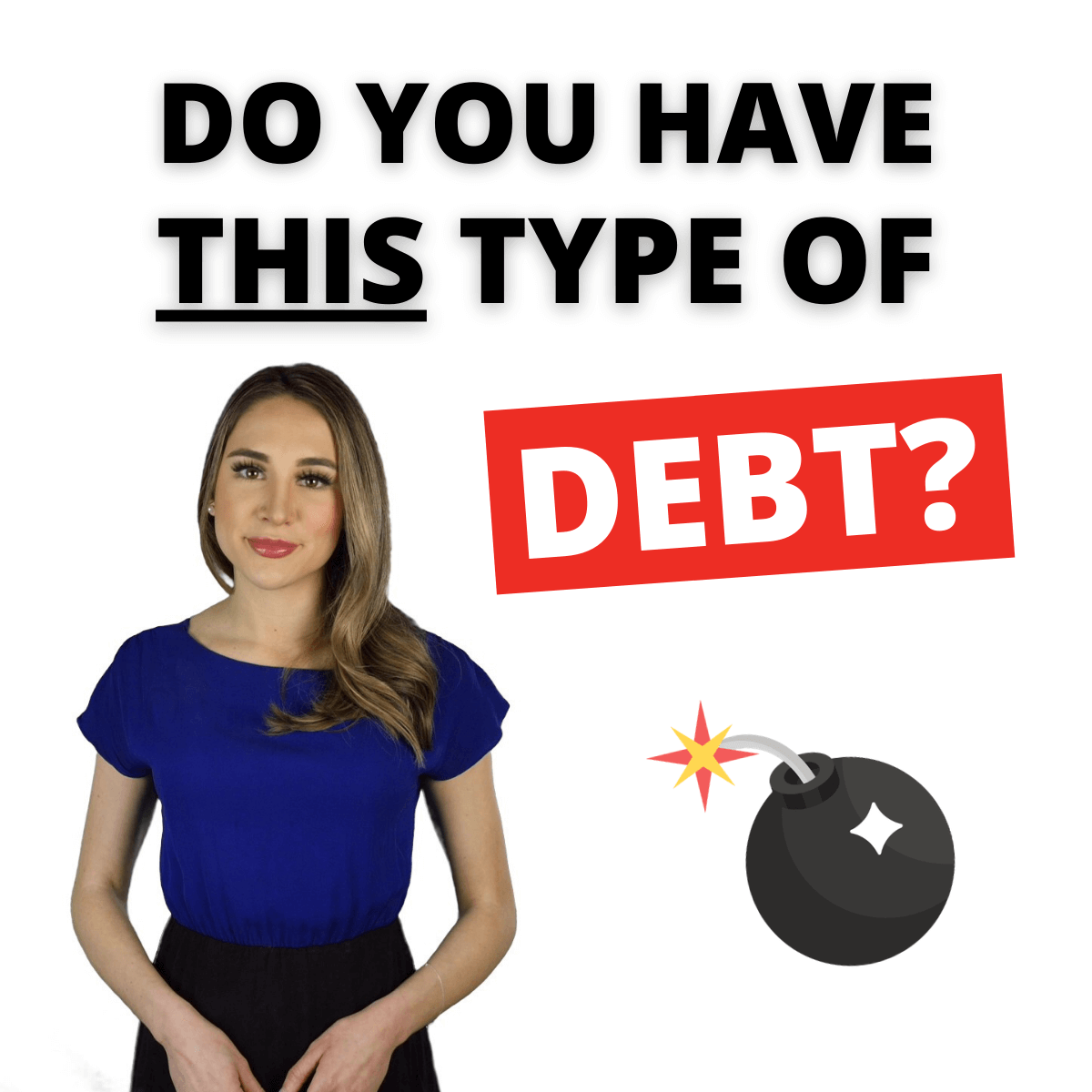 Do You Have This Type of Debt? Then You May Be in Trouble