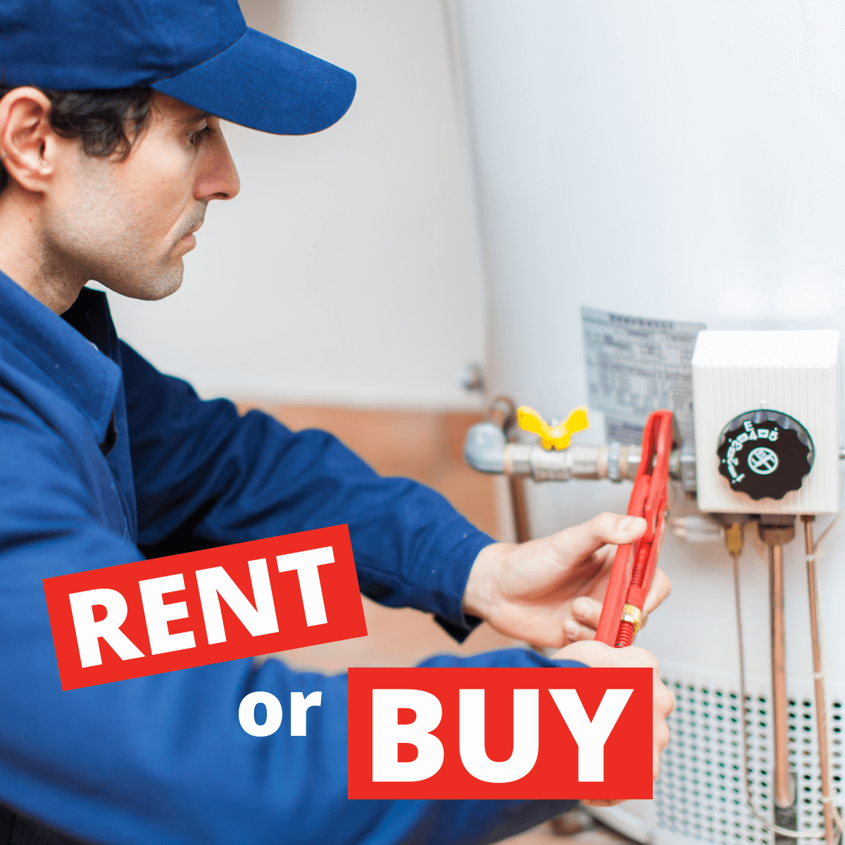 Lookout Are Water Heater Rental Companies Taking Advantage Of Canadians?