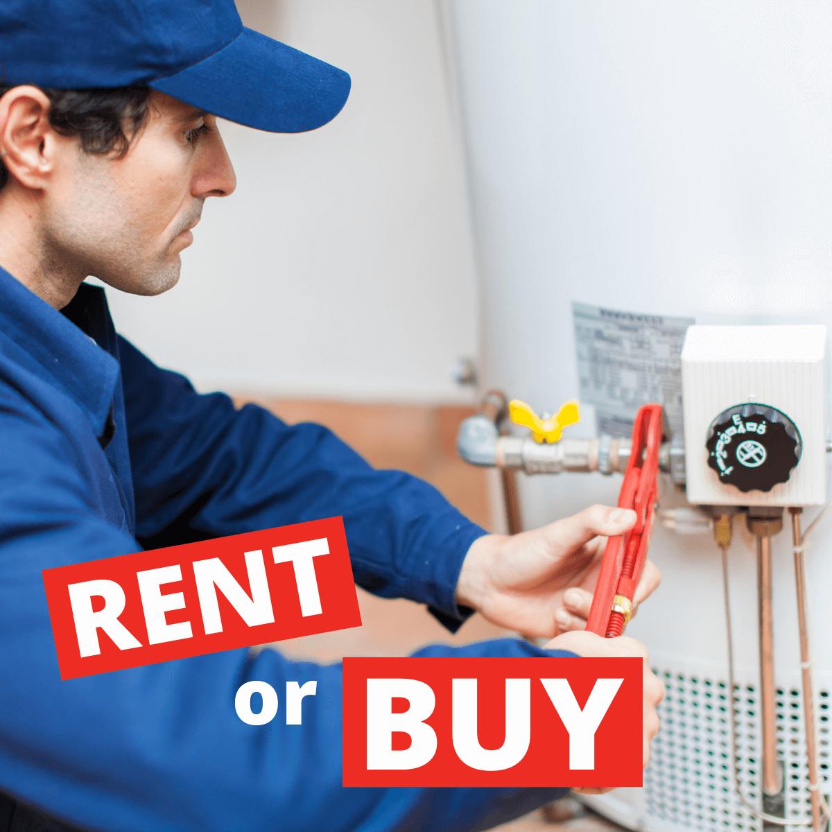 How Water Heater Rental Companies Screw Canadians