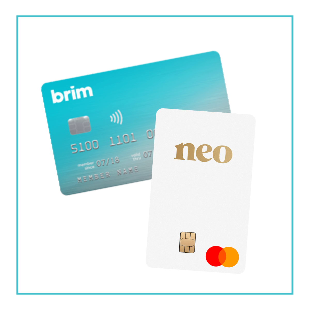 Brim Financial vs. Neo Financial