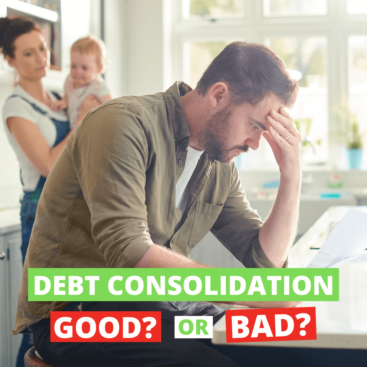 Are All Debt Consolidation Programs Legitimate?