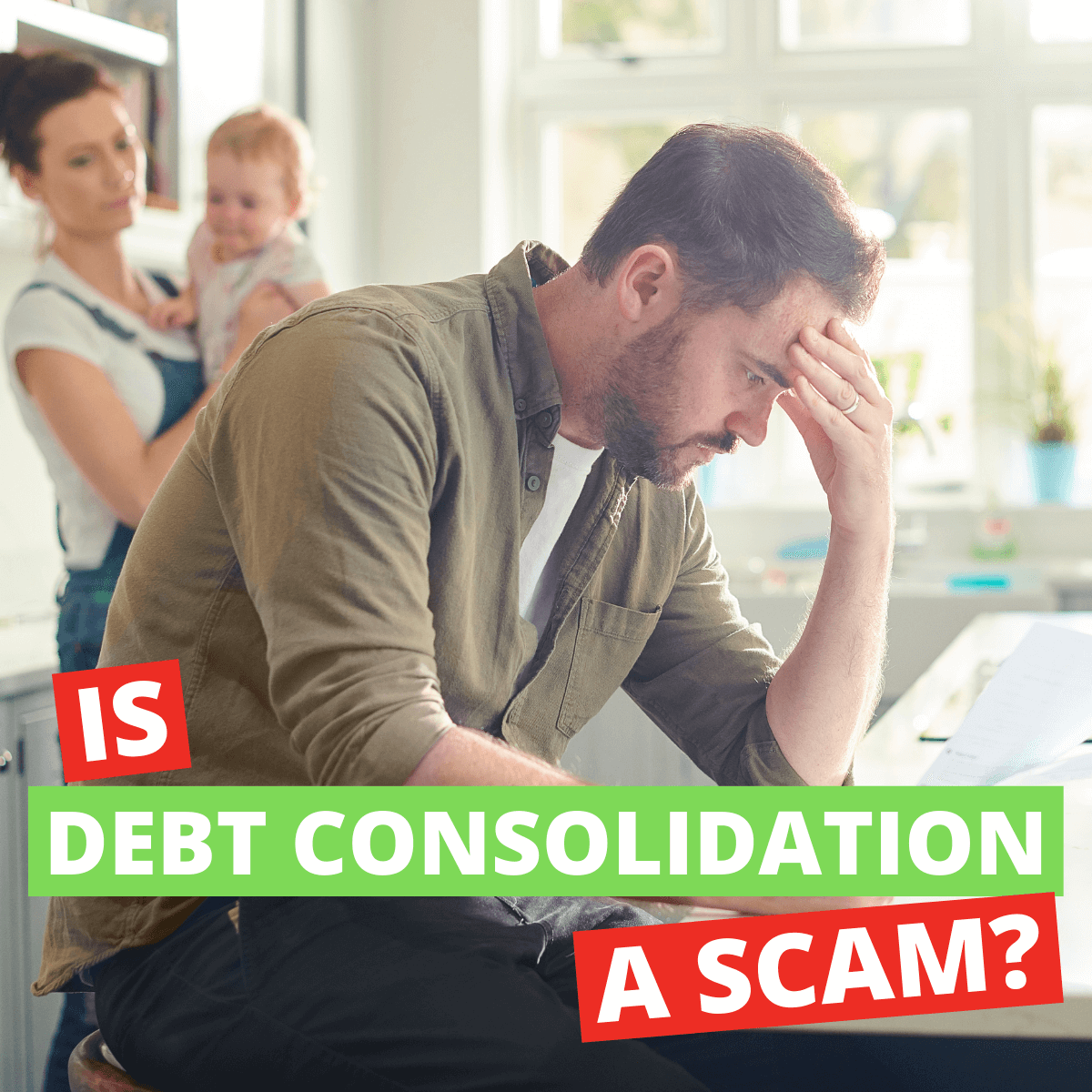 Are Debt Consolidation Programs A Scam?