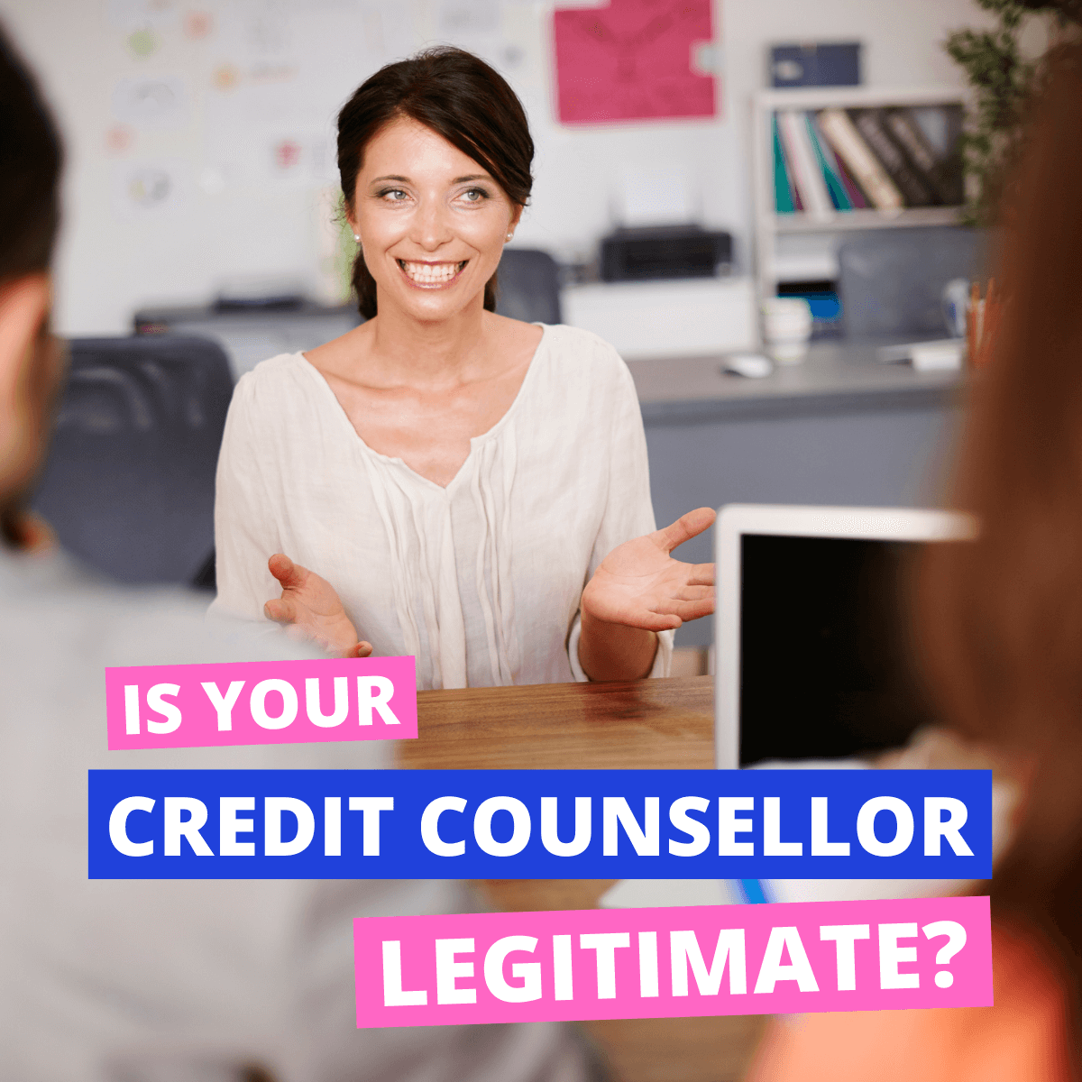 How To Deal With Fraudulent Credit Counselling