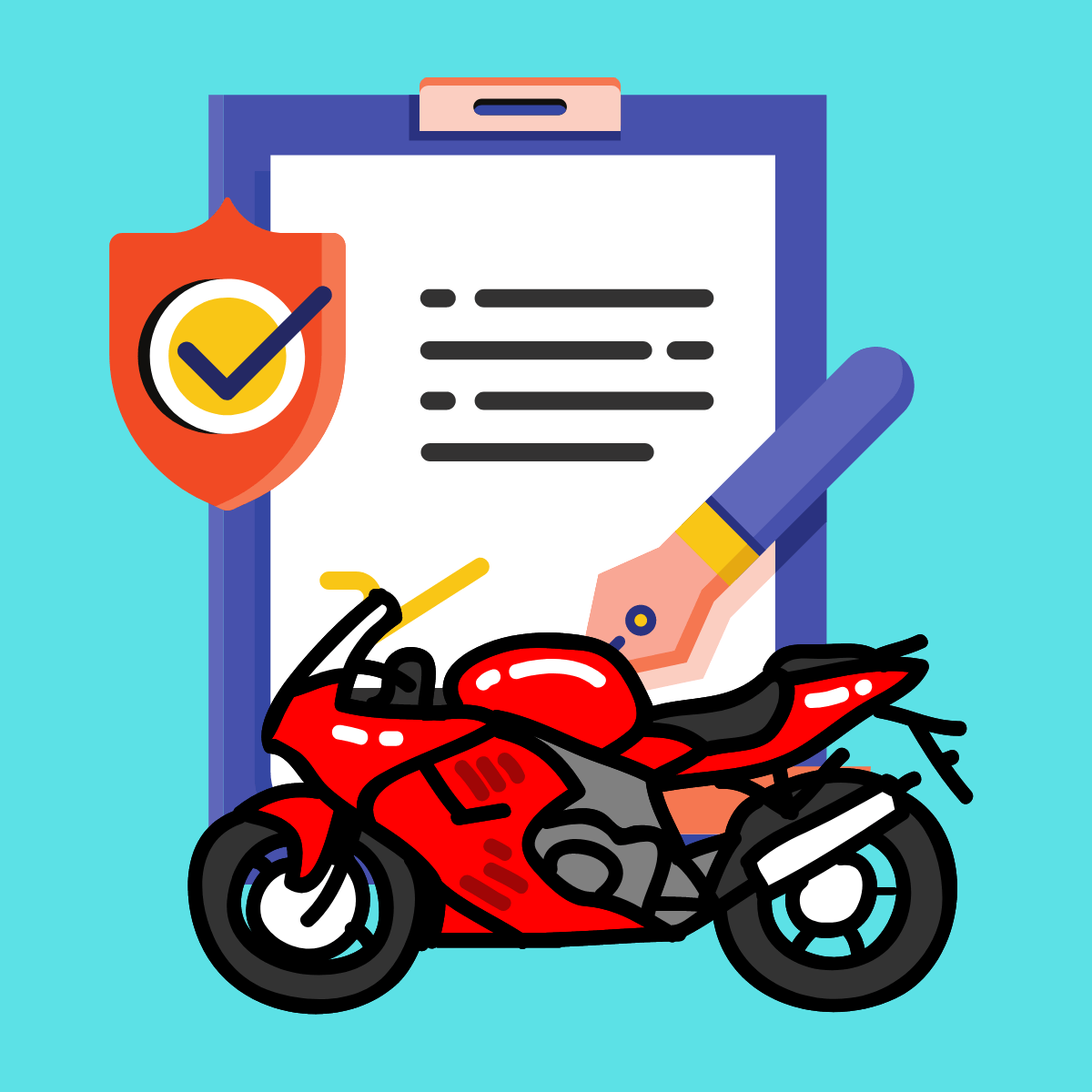 Motorcycle Insurance In Canada