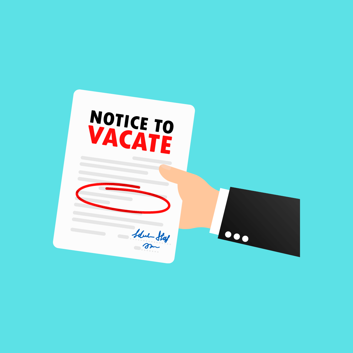 Eviction Notices In British Columbia