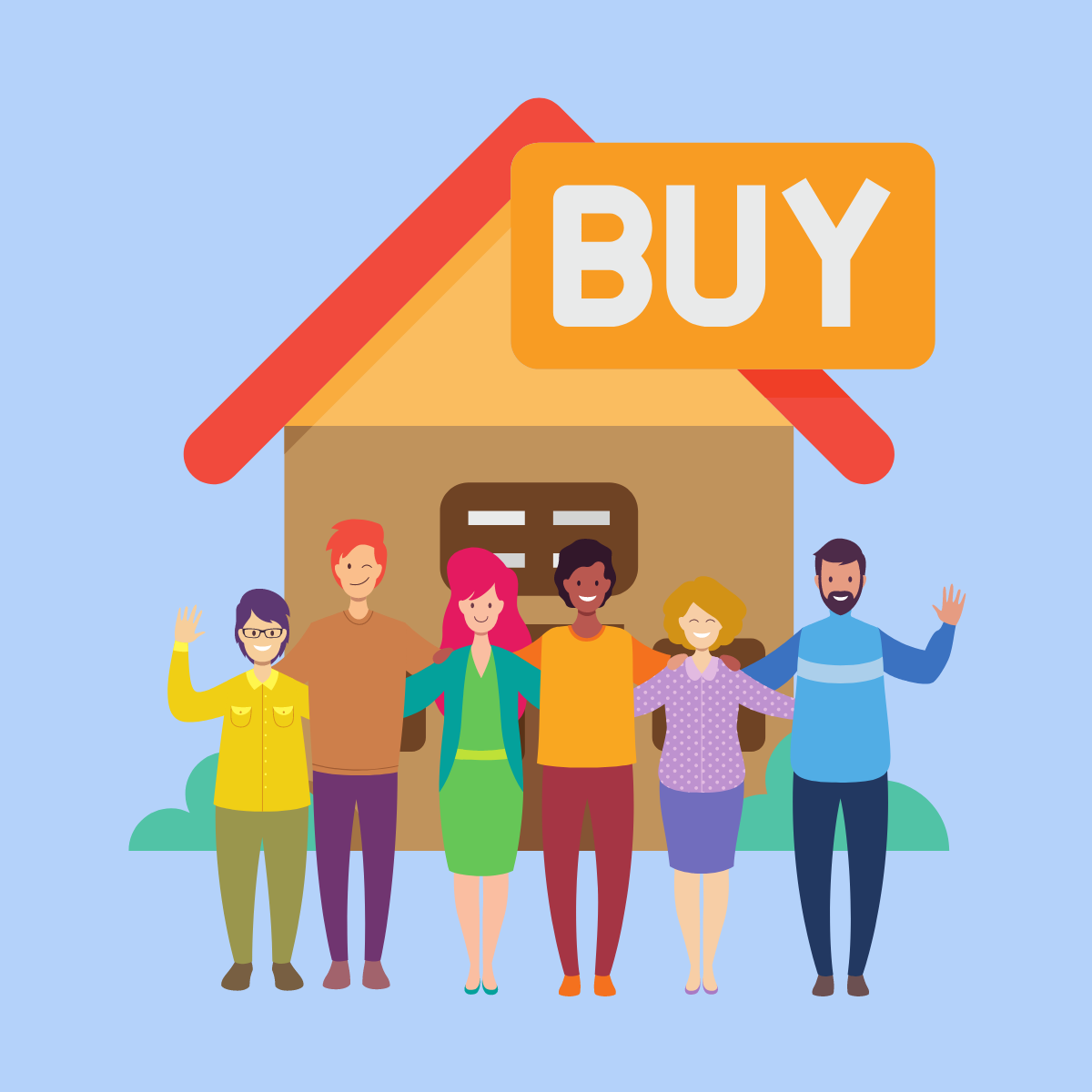 Can You Buy A House With Friends?