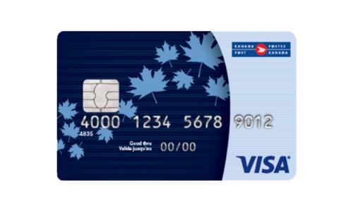 Canada Post Visa Prepaid Card (1)