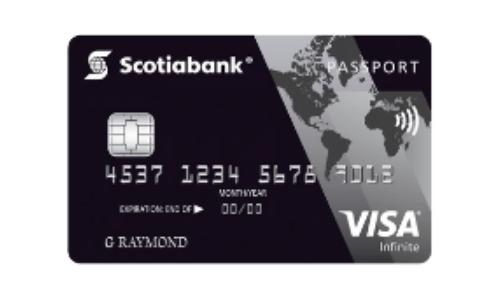 Scotia Passport Visa Infinite