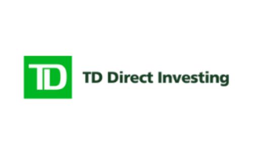 TD direct investing - online broker